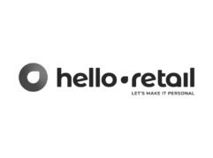 Hello Retail Logotype